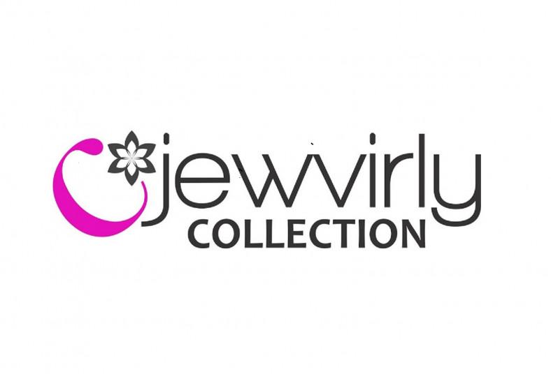 Jewvirly, Collection, conjunto, aretes, collar, zircones, plata, 925, piedras,
