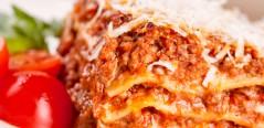 Sabor, leña, hongos, lasaña, pollo, bolognesa, pasta, queso, cena, comida,