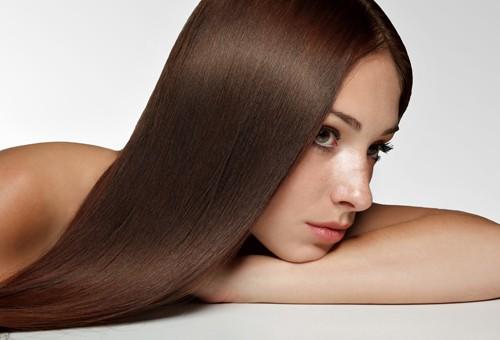 El medio exterior de la caída de los cabello
