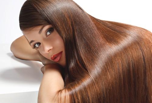 Garner el aceite para los cabellos sos