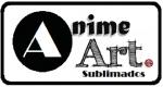 Sublimados Anime Art