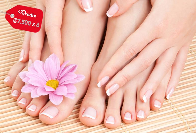 El medio público para el tratamiento del hongo sobre las uñas de los pies