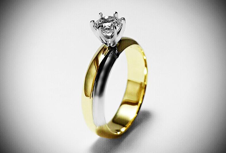 Se aproxima la boda adquir 1 anillo de compromiso a for Anillos de rodio precio